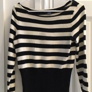 Ralph Lauren Striped Sweater - size M